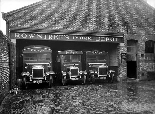 Rowntree's Depot, Oldham Road, Manchester