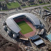 City of Manchester Stadium, Greater Manchester