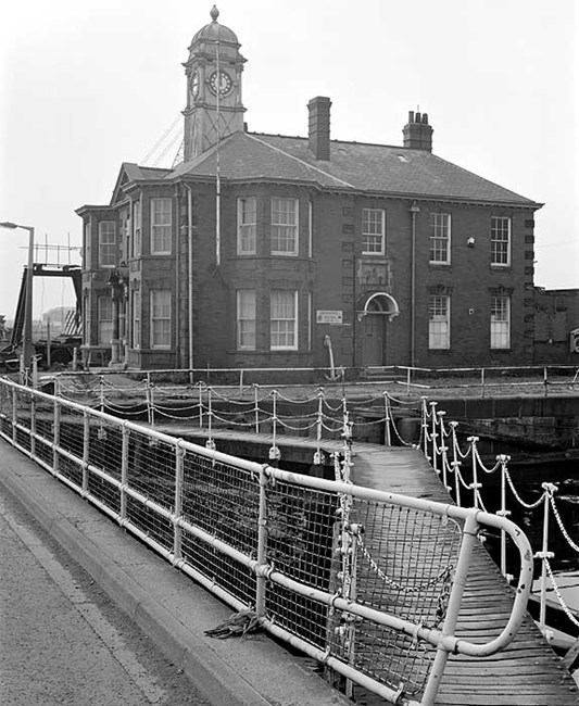 Customs Office, Hartlepool, Cleveland