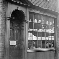 Goldfinch And Son Bakers, 18 Griffin Street, Deal, Kent