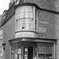Ye Olde Grocery Stores, 98 Middle Street, Deal, Kent