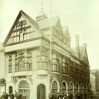 Eastgates Coffee House,  High Street, Leicester, Leicestershire