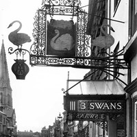 Three Swans, High Street, Market Harborough, Leicestershire