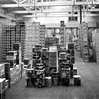 Carr's Biscuit Depot, Liverpool