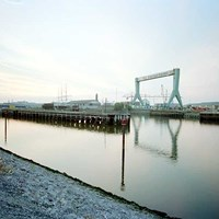 Docks, Billingham, Middlesbrough, Cleveland