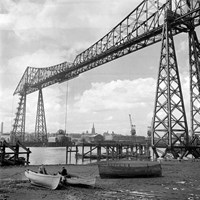 Transporter Bridge, Middlesbrough, Cleveland