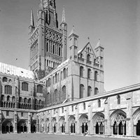 Cathedral of the Holy and Undivided Trinity, Norwich, Norfolk