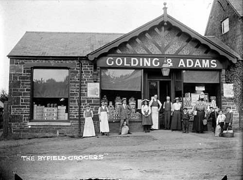 Golding and Adams, High Street, Byfield, Northamptonshire