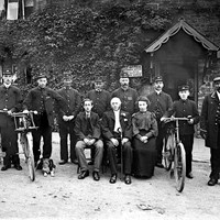 Post Office Staff, Byfield, Northamptonshire