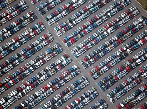 Car Depot, Corby, Northamptonshire