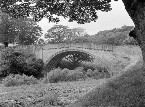 Twizel Bridge, Northumberland