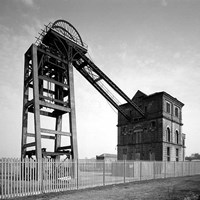 Bestwood Colliery, Bestwood St Albans, Nottinghamshire