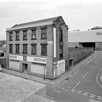 Taylor's Mill, Peel Street, Barnsley, South Yorkshire