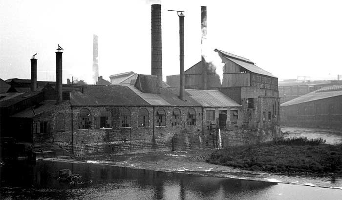Crescent Steel Works, Sheffield, South Yorkshire