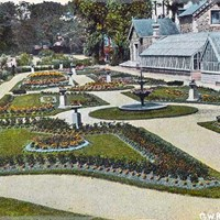 G W R Park,  Faringdon Road, Railway Village, Swindon, Wiltshire