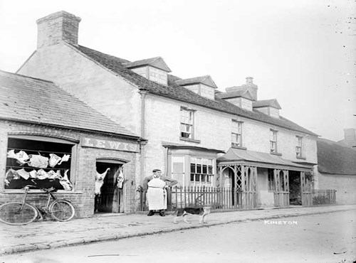 Lewis the Butcher, Kineton, Warwickshire