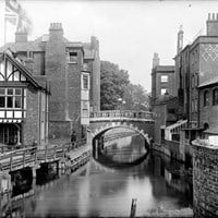Kennet Bridge, Newbury, Berkshire