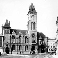 Town Hall, Newbury, Berkshire