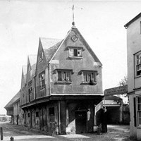 Cloth Hall, Wharf Street, Newbury, Berkshire