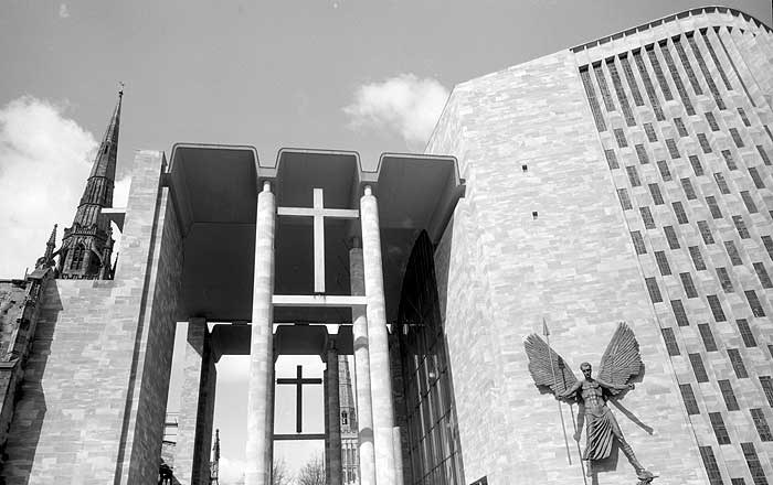 Coventry Cathedral, Coventry, West Midlands