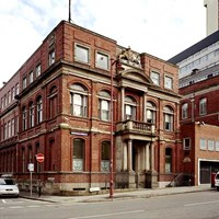 Assay Office, Newhall Street, Birmingham, West Midlands