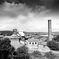 Caphouse Colliery, Overton, West Yorkshire