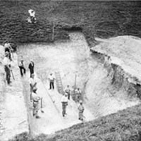 Excavations at Avebury, Wiltshire