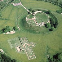 Old Sarum, Salisbury, Wiltshire