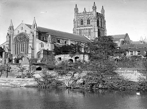Cathedral of St Mary, Worcester, Worcestershire