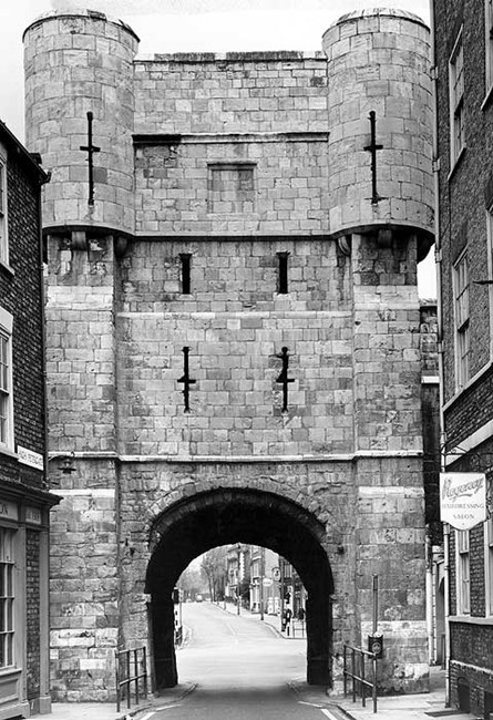 Bootham Bar, York, York