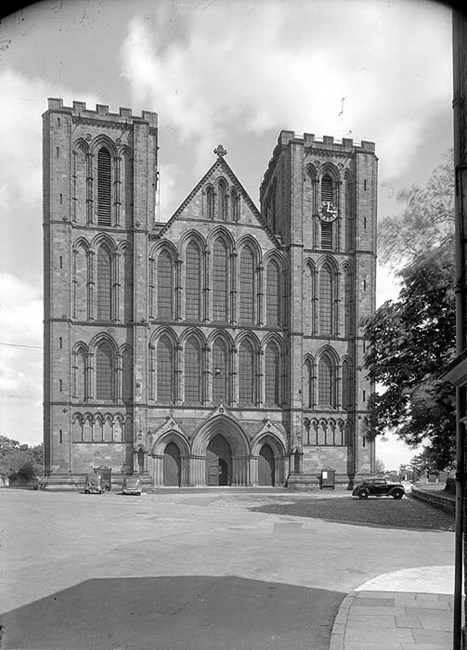 Cathedral Church of St Peter and St Wilfred, Ripon, North Yorkshire