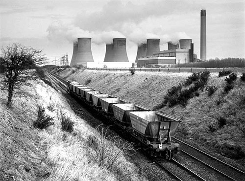 Eggborough Power Station, North Yorkshire
