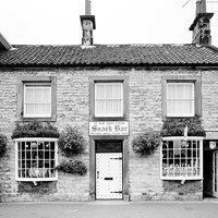 Ye Olde Police Station Snack Bar, Helmsley, North Yorkshire