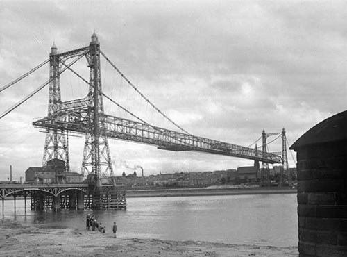 Widnes and Runcorn Transporter Bridge, Widnes, Cheshire