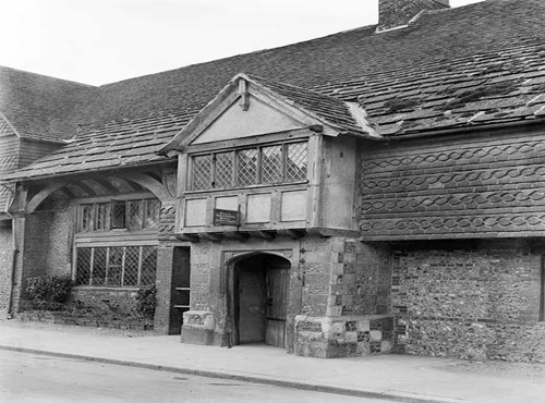 Anne Of Cleves House,  Southover, Lewes, East Sussex