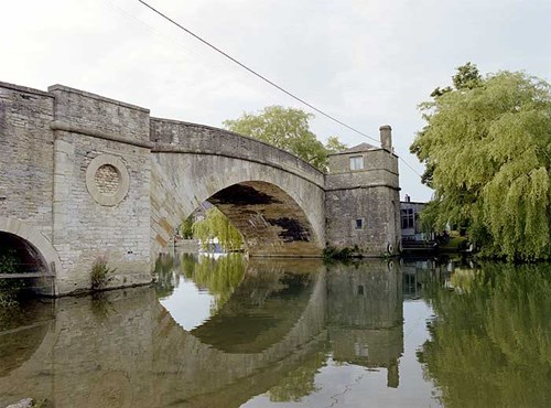 Ha'penny Bridge, Lechlade, Gloucestershire