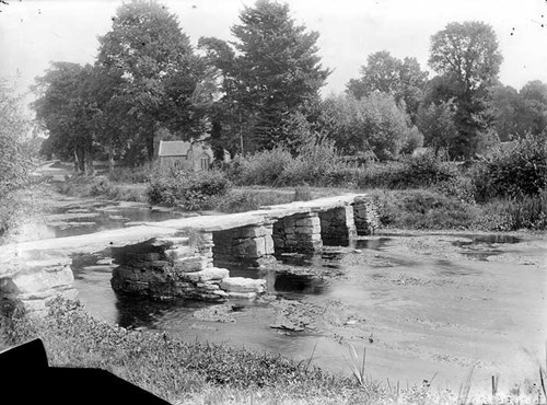 Keble's Bridge, Eastleach Turville, Gloucestershire