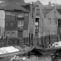Dunbar Wharf, Narrow Street, Limehouse, London