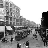Commercial Road, Tower Hamlets, London
