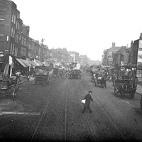 Commercial Road, Stepney, London