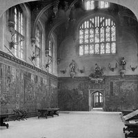 Great Hall, Hampton Court Palace, Richmond upon Thames, Greater London