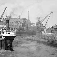 General Steam Navigation Wharf,  Deptford Creek, Deptford And Newcross, London