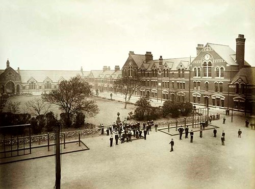 Spurgeons Orphanage,  Stockwell, Brixton, Greater London