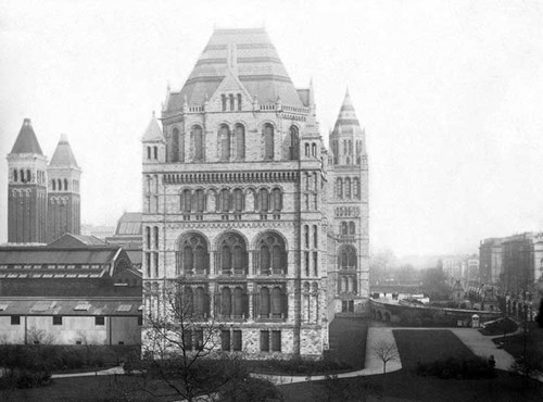 Natural History Museum, Cromwell Road, South Kensington, Greater London