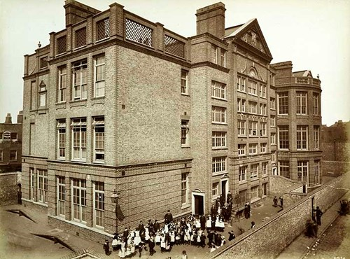 Catherine Street School, Hackney, Greater London