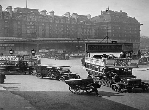 Victoria Station, Victoria Street, Westminster, London