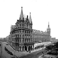 St Pancras Hotel (or Midland Grand Hotel), Camden, London