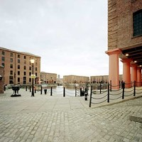 Slave Trade Port, Albert Dock, Liverpool, Merseyside