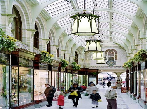 Royal Arcade, Norwich, Norfolk