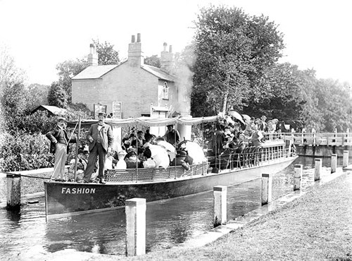 Cleeve Lock, Goring, Oxfordshire